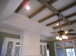 Beam Ceilings